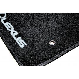 AVTM Коврики в салон текстильные Lexus RX II '03-09 Черные (Комплект 3шт.)