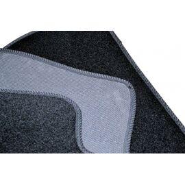 AVTM Коврики в салон текстильные Mazda 6 (GG/GY) I '02-08 Черные (Комплект 5шт.)