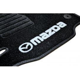 AVTM Коврики в салон текстильные Mazda CX-5 I '12-17 Черные (Комплект 5шт.)