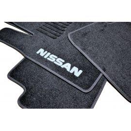 AVTM Коврики в салон текстильные Nissan X-Trail (T31) '07-13 Черные (Комплект 5шт.)