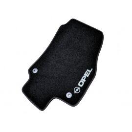 AVTM Коврики в салон текстильные Opel Astra H '04-10 Черные (Комплект 5шт.)