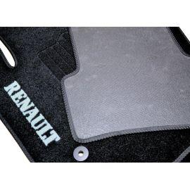 AVTM Коврики в салон текстильные Renault Captur '13- Черные (Комплект 5шт.)