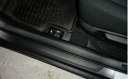 Как защитить пороги автомобиля от механических  повреждений