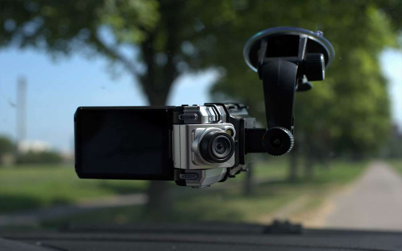 Четырехканальный видеорегистратор своими руками