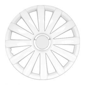 4 RACING Spyder Pro white R15 КОЛПАКИ ДЛЯ КОЛЕС (Комплект 4 шт.)