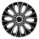 4 RACING Voltec Black&White R14 КОЛПАКИ ДЛЯ КОЛЕС (Комплект 4 шт.)