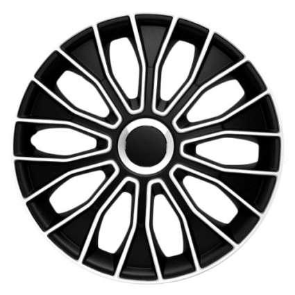 4 RACING Voltec Black&White КОЛПАКИ ДЛЯ КОЛЕС (Комплект 4 шт.)