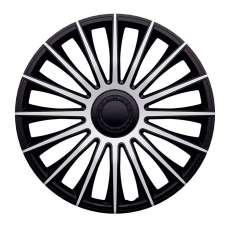 J-TEC Austin Silver&Black R13 Колпаки для колес (Комплект 4 шт.)