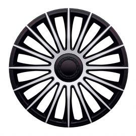 J-TEC Austin Silver&Black R14 Колпаки для колес (Комплект 4 шт.)