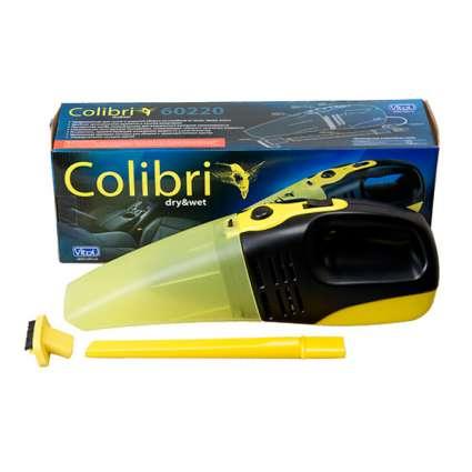 Colibri ПС-60220 65W Пылесос автомобильный