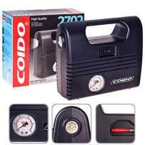 COIDO 2702 Компрессор автомобильный одноцилиндровый