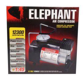 ELEPHANT КА-12300 Компрессор автомобильный одноцилиндровый