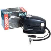COIDO 6925 Компрессор автомобильный одноцилиндровый