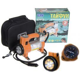 Тайфун  КА-T12085 Компрессор автомобильный одноцилиндровый