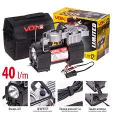 VOIN VL-550 Компрессор автомобильный одноцилиндровый
