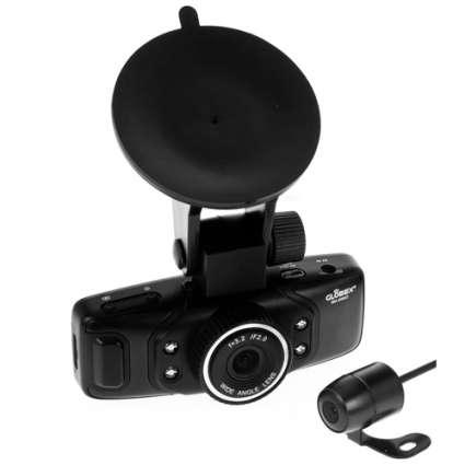 Globex GU-DVH002 Автомобильный видеорегистратор (УЦЕНКА)