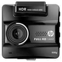 HP f550g Автомобильный видеорегистратор