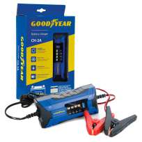 GOODYEAR Электронное зарядное устройство для АКБ CH-2A (Импульсное)