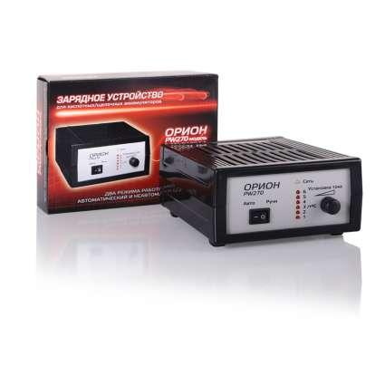 НПП ОБОРОНПРОМПРИБОР Зарядное устройство для АКБ Орион PW270 (Импульсное)