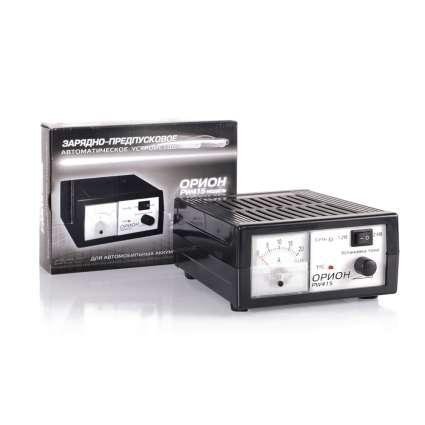 НПП ОБОРОНПРОМПРИБОР Зарядное устройство для АКБ Орион PW415 (Импульсное)