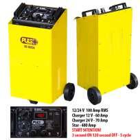 PULSO BC-40650 Пуско-зарядное устройство для АКБ (Трансформаторное)