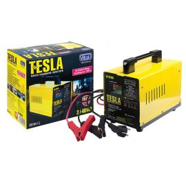 TESLA ЗУ-40140 Пуско-зарядное устройство для АКБ (Трансформаторное)