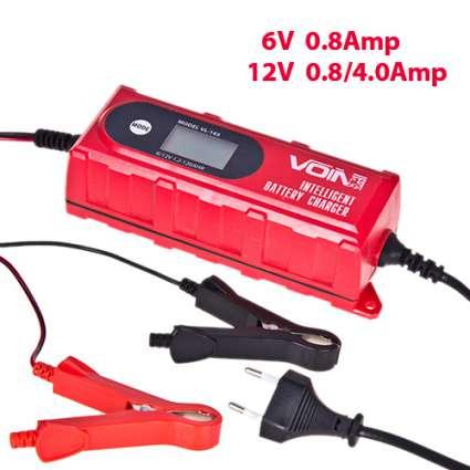 VOIN VL-143 Зарядное устройство для АКБ (Импульсное)