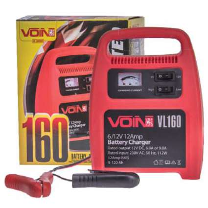 VOIN VL-160 Зарядное устройство для АКБ (Трансформаторное)