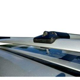 Kenguru «Рейлинг Стелс Конструктор» Багажник на крышу с замком