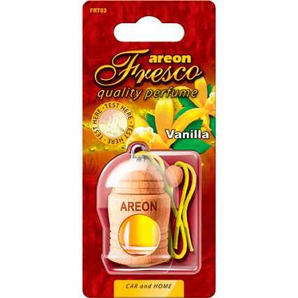 AREON FRESCO Vanilla Ваниль Ароматизатор подвесной