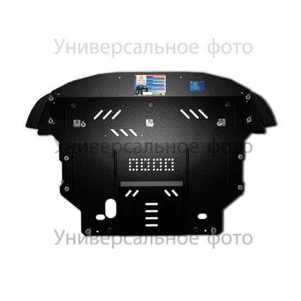 Kolchuga Защита двигателя и радиатора на Mercedes-Benz E-Class W210 '95-02 (МКПП)