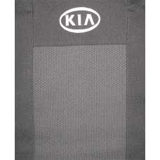 KSUSTYLE Чехлы в салон модельные для  KIA Carens '06-12