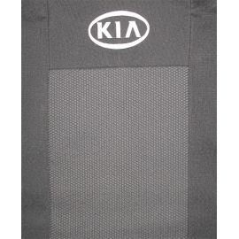 Чехлы в салон модельные для KIA Cerato I '04-08 стандарт (комплект)