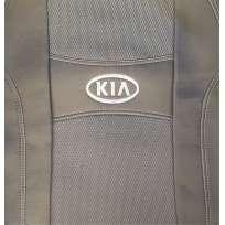 Nika Чехлы в салон модельные для KIA Rio II '05-11 [сид-цельное] (комплект)