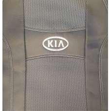 Nika Чехлы в салон модельные для KIA Cee'd I '06-12 (комплект)