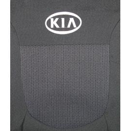 Чехлы в салон модельные для Kia Rio III '11-17 [цельный] стандарт (комплект)