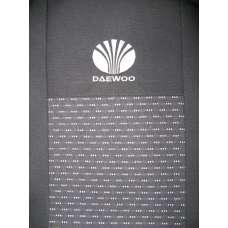 Чехлы в салон модельные для Daewoo Nexia '08- [подголовники] бюджет (комплект)