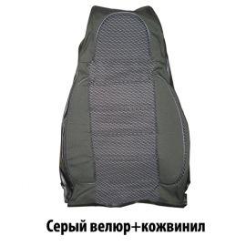 Чехлы в салон Пилот для  ГАЗ Газель 7 мест