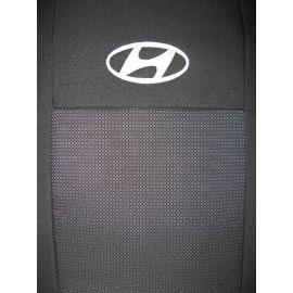 Чехлы в салон модельные для Hyundai Getz '02-11 [раздельный] стандарт (комплект)