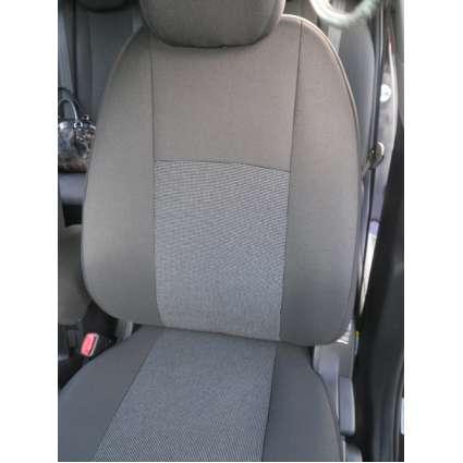 Чехлы в салон модельные для Hyundai Elantra IV '06-11 [без подлокотника] стандарт (комплект)