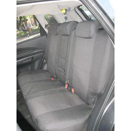 Чехлы в салон модельные для Hyundai Tucson I '04- стандарт (комплект)