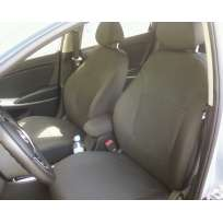 Чехлы в салон модельные для Hyundai Accent IV '11-17 [цельный] стандарт (комплект)