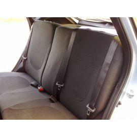 Чехлы в салон модельные для Hyundai Accent IV '11-17 [раздельный] стандарт (комплект)