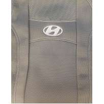 Nika Чехлы в салон модельные для Hyundai Accent IV '11-17 [раздельный] (комплект)