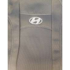 Nika Чехлы в салон модельные для Hyundai Accent III '06-10 (комплект)