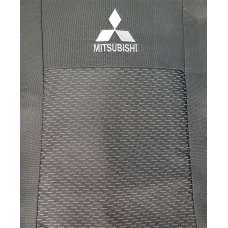 Чехлы в салон модельные для Mitsubishi ASX '10- бюджет (комплект)
