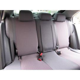 Чехлы в салон модельные для Mitsubishi Lancer Sportback X '08- стандарт (комплект)
