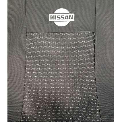 Чехлы в салон модельные для Nissan Note I '04-13 стандарт (комплект)