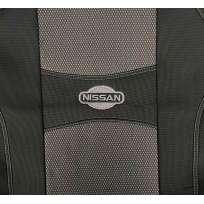 Nika Чехлы в салон модельные для Nissan Almera Classic (B10) '06- [горбы] (комплект)