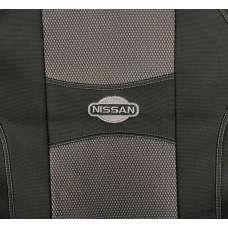 Nika Чехлы в салон модельные для Nissan Almera (G11) '12- [раздельный] (комплект)